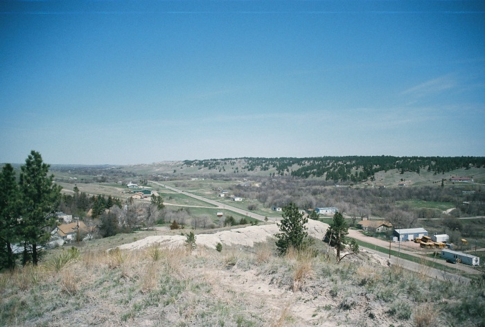The View of Porcupine, SD